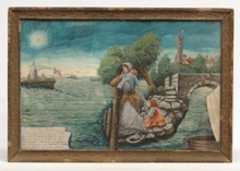 Continental Memorial Watercolor