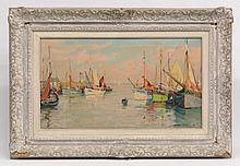 Painting Paul E. Lecomte