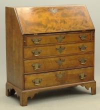18th c. Slant Lid Desk