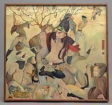 Mylo Quam (1941 - 1996),