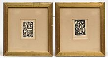 Georges Rouault, Woodcuts