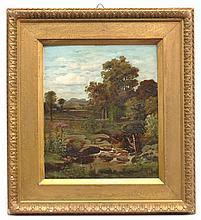 James Henry Moser  (1854 - 1913), Landscape