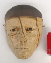 Pottery Mask