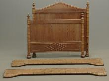 Victorian Faux Bamboo Bed