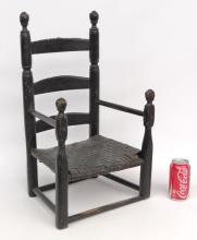 18th c. Child's Chair