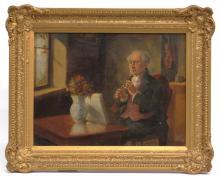 Alexander Austen (1891-1909), Flautist