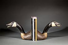 Canada Goose Bookends