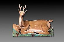 Deer Plaque