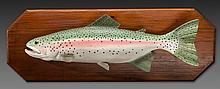 Rainbow Trout Plaque