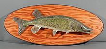 Pickerel Carving