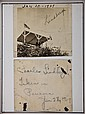 Signed Photograph of Charles Lindbergh