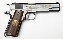 WWI 50 Year Colt 1911 Commemorative Pistol