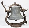 British Brass Railroad Bell