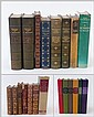 Fine bindings , including poetical works of R.