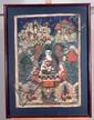 TIBETAN TANKA PAINTING,(Tibetan/Nepalese)
