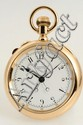 Patek Philippe & Cie. Geneva, Switzerland / Tiffany & Co. NY,  Movement No. 97085, Case No. 97085, Cal. 16''', 46 mm, 96 g, circa 1892