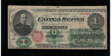 1862 $1 Legal Tender Note - G
