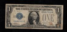 1928 $1 Silver Certificate - F