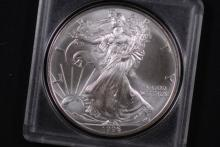 1996 American Silver Eagle - UNC