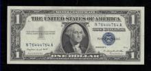 1957-A $1 Silver Certificate - CU