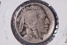 1915-S Buffalo Nickel - F