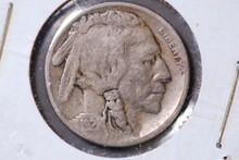 1921-S Buffalo Nickel - VG