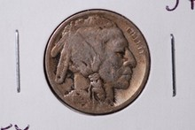 1921-S Buffalo Nickel - G