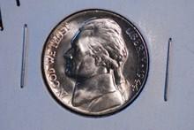 1944-P Silver Jefferson Nickel - Gem BU