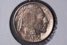 1914 Buffalo Nickel - AU