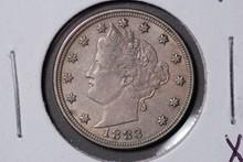 1883 (n/c) Liberty