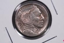 1924 Buffalo Nickel - Hobo Nickel