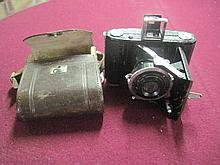 Vintage Zeiss Ikon Folding Pocket Camera
