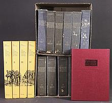 Qty WOODCUTS & ENGRAVINGS BOOKS. Incl. Dictionaire