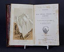 BOOK on CENTRAL ASIA. SHAW, Robert, Visits to High