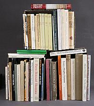 Large Qty of BOOKS on PRINTS. Incl. British Prints