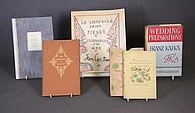 BOOKS by COCTEAU, MANN, T S ELIOT, DAY-LEWIS &