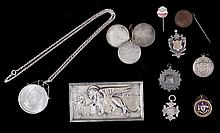 12 Various Medallions Etc. Incl. Sydney University