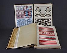 BOOKS on ORNAMENTATION (2). PULSZKY, Carl v., &