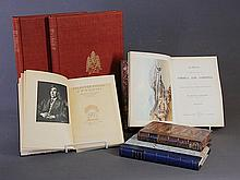 BOOKS EURIPIDES, W.H. DAVIES, TRAVELS (5 in all).