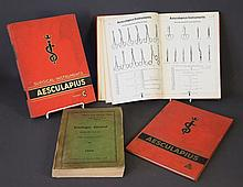 TRADE CATALOGUES on MEDICAL EQUIPMENT (2). [TRADE