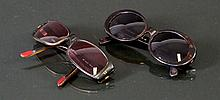 2 Various Prs Ladies Sunglasses. Polo, Ralph