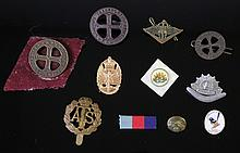Various WWII Badges. Incl. 3 Womens Transport