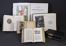 BOOKS on THOMAS BEWICK, ZOOLOGY & WOOD ENGRAVING
