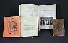 BOOKS on MILIZIA, JOSHUA REYNOLDS & JOHNATHAN