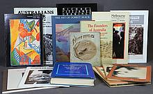 Qty AUSTRALIAN Themed EPHEMERA & BOOKS. Incl.