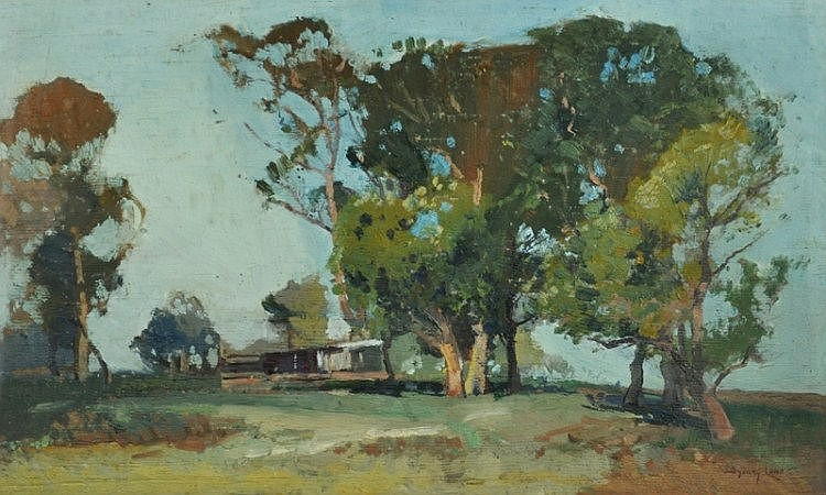 LONG, Sydney (1871-1955)