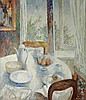 APPLETON, Jean (1911-2003) 'After Breakfast,