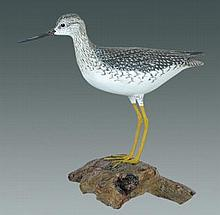 Life Size Yellowlegs by Franco
