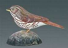 Fox Sparrow by Jess Blackstone #41