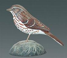 Fox Sparrow by Jess Blackstone #37